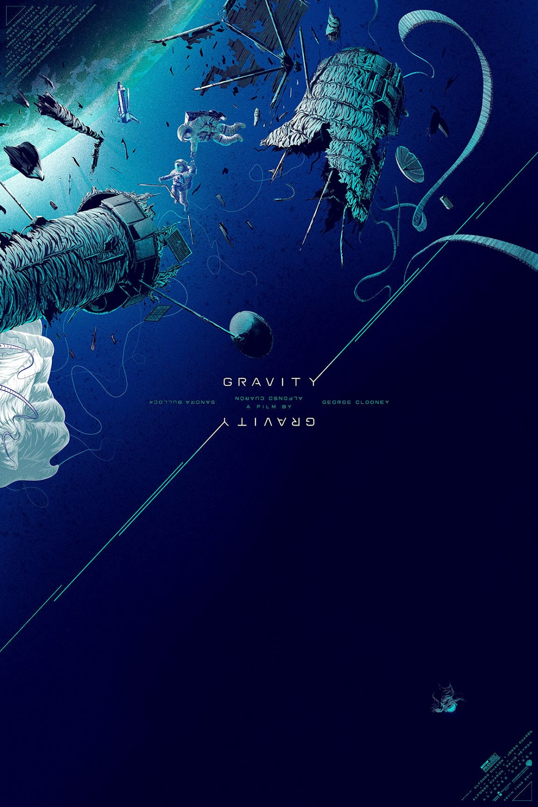Inside The Rock Poster Frame Blog Kevin Tong Gravity