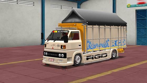Livery Truck Umplung RGD