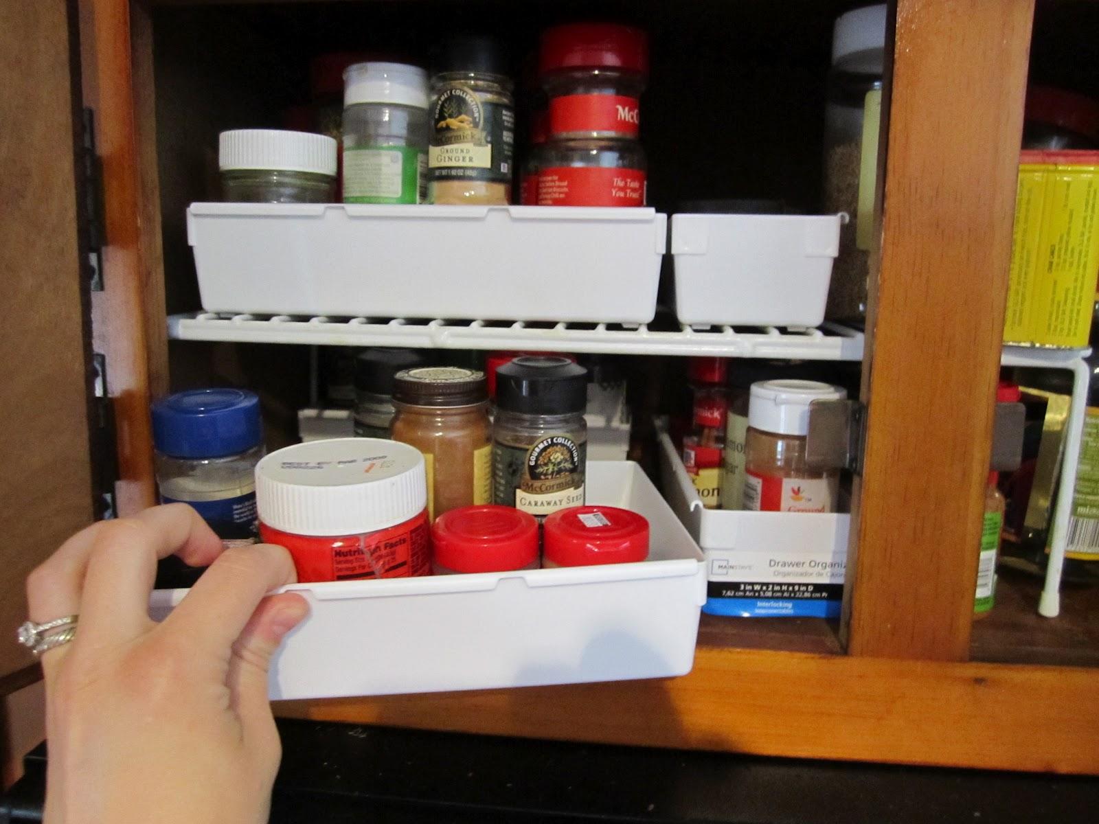 Cupboard Trays
