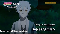 Boruto: Naruto Next Generations Capitulo 32 Sub Español HD