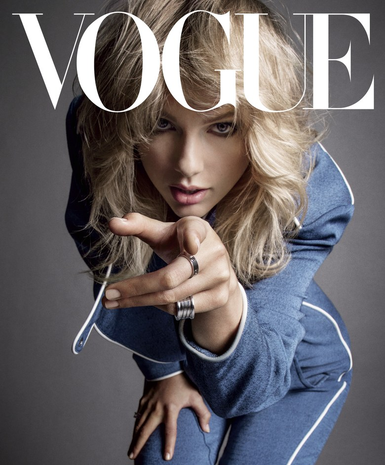 Taylor Swift covers Vogue US September 2019