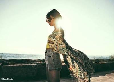 Trucos de moda con estilo en minutos sin costura