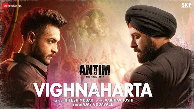 Vighnaharta Lyrics – Ajay Gogavale | Antim: The Final Truth