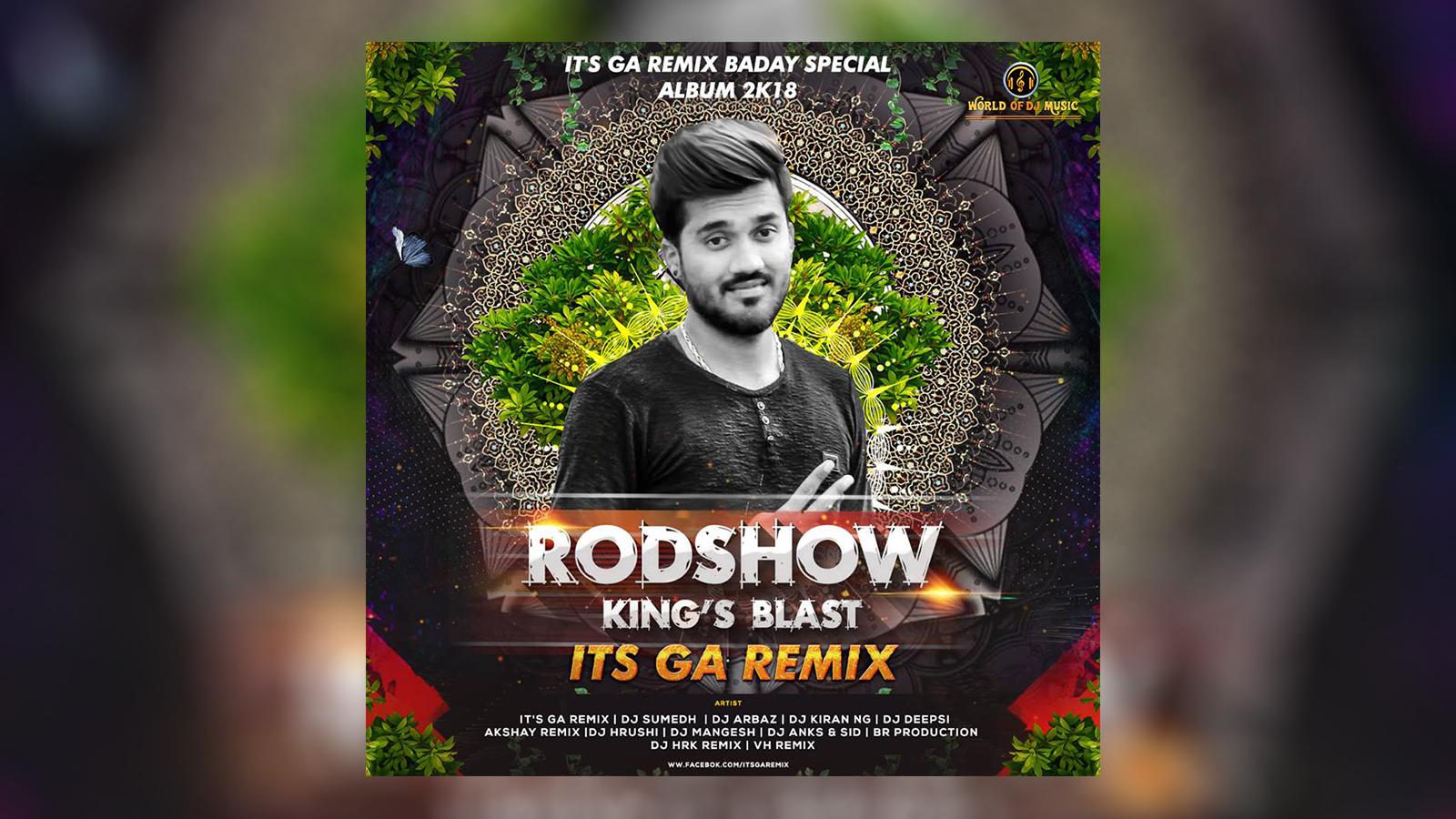 Main Tujhko Bhaga Laya - It's GA Remix & DJ Ank's & Sid