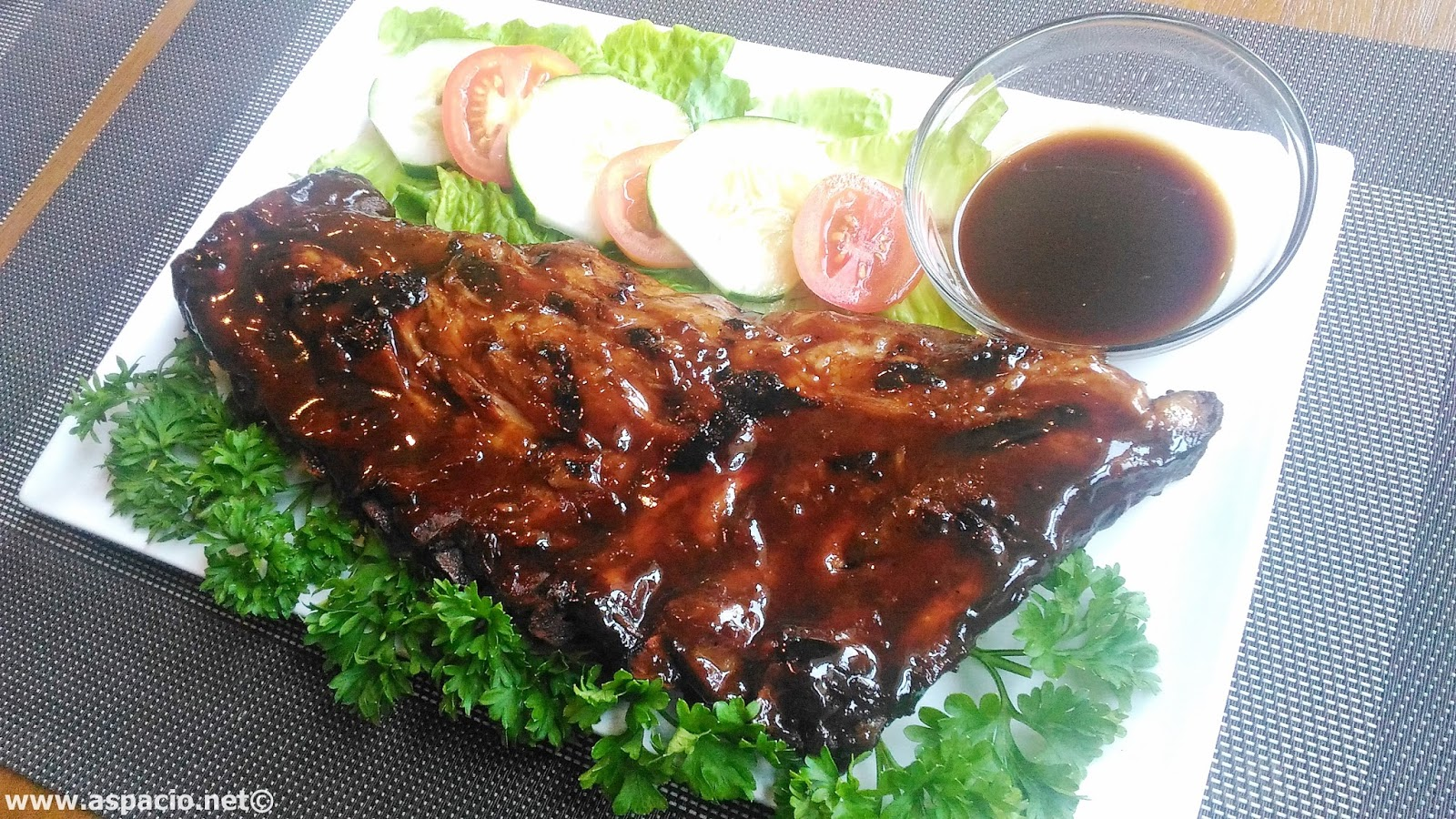 Baby Back Ribs Full Rack from Beeffalo Antipolo