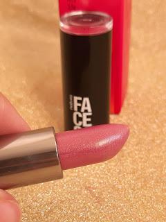 Batom Color Tint Faces Natura Cor Rosa 210 resenha dicas da tia detalhe
