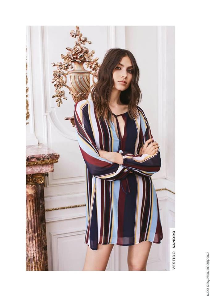 Vestidos invierno 2017 moda mujer. Moda invierno 2017.