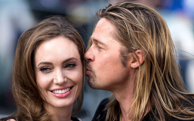 Brad Pitt and Angelina Jolie are Getting Back Together