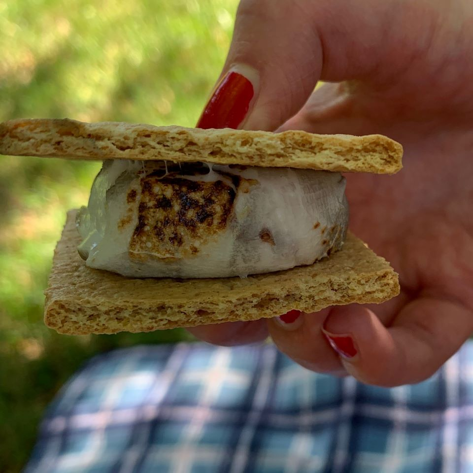 Kick off summer with a new take on Smores #ad