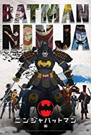 Batman Ninja 2018 Anime 720p BluRay 800MB With Subtitle
