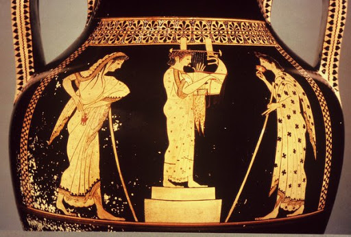 Το ξέρατε οτι οι αρχαίοι Αργείοι ηταν οι καλύτεροι μουσικοί ανάμεσα στους Έλληνες