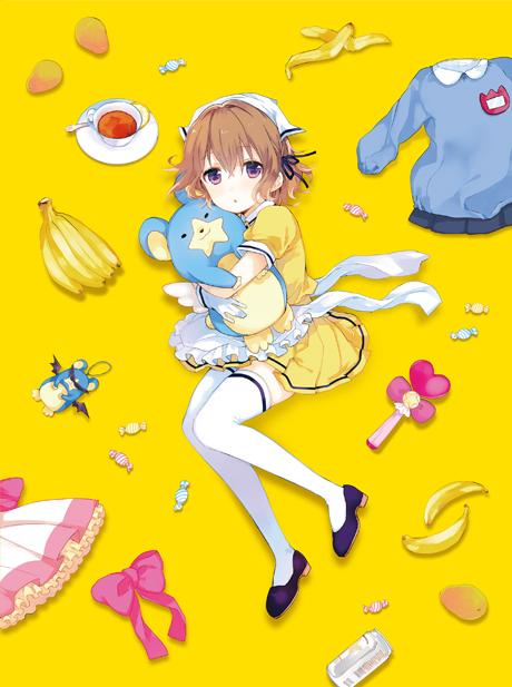 Aniplex anuncia Dakimakura da Maika de Blend-S para a Comiket