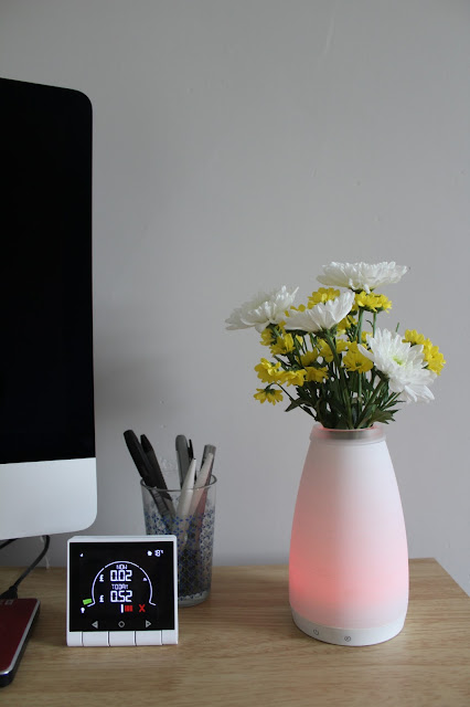Doonne bluetooth vase lamp