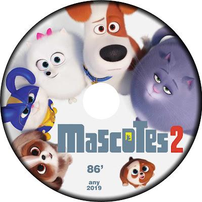 Mascotes 2 - [2019]