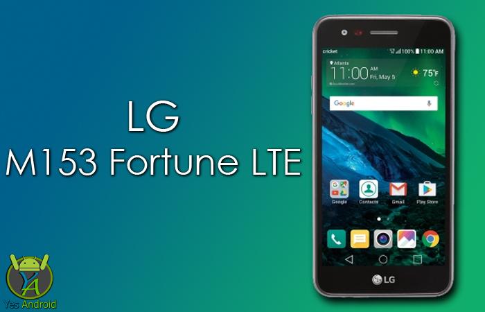 LG M153 Fortune LTE / K Series K4 2017 Full Specs Datasheet