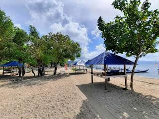 Desa Wisata Malaju, Pantai Paropa