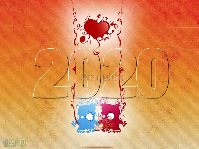 2020 New Year Photos Love HD