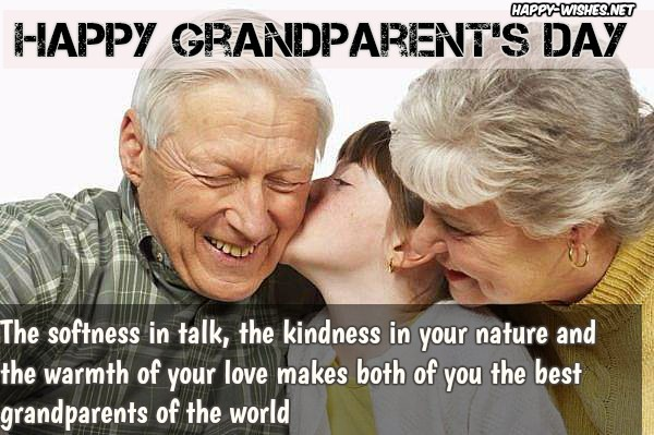grandparents day wordings
