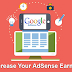 How To Increase or Double Your AdSense Earning