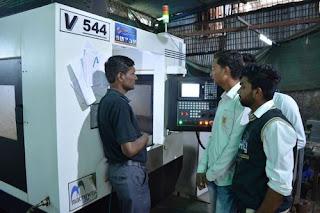 ITI/ Diploma/ BE Hiring CNC / VMC Operator's & Programmer in krushnai Industries  Bhosari & Chinchwad, Pune