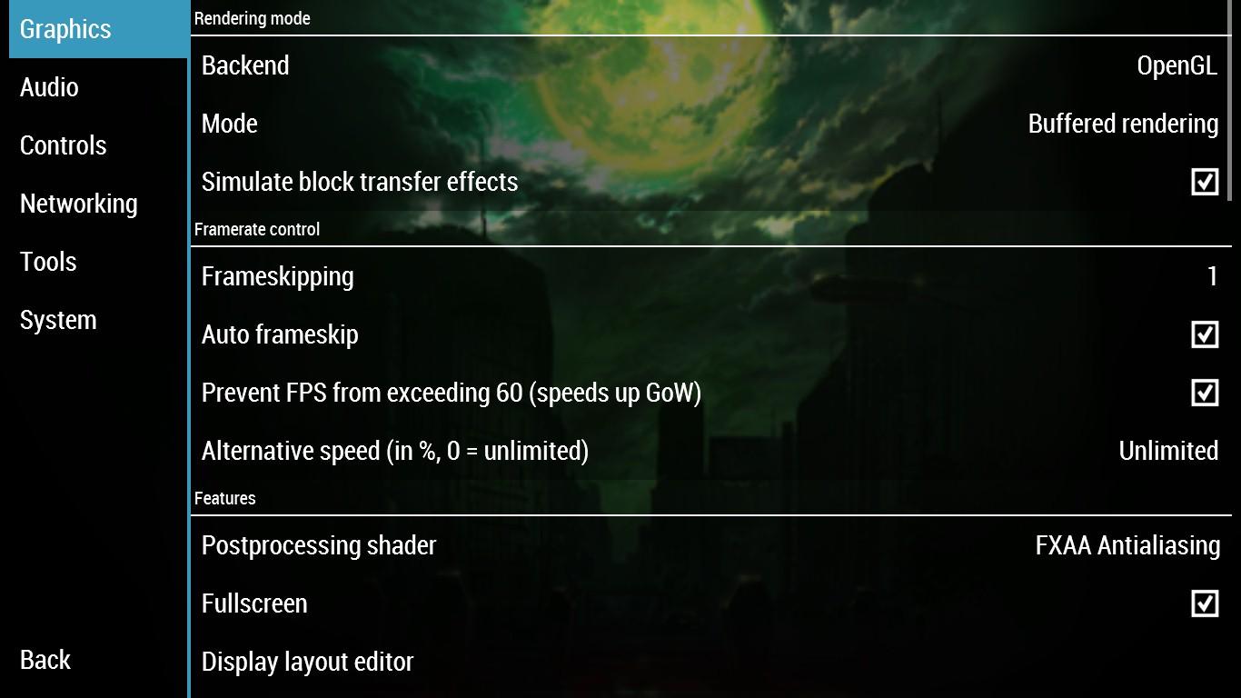 UPDATED!) Cara Setting Lancar PPSSPP Shin Megami Tensei