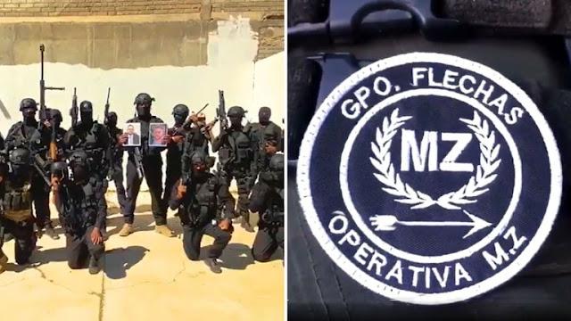 """Nace nuevo escuadrón """"Grupo Flechas Operativa MZ"""" Sicarios de Élite  siempre en el anonimato, mortales y leales a cargo del Mayo Zambada"""