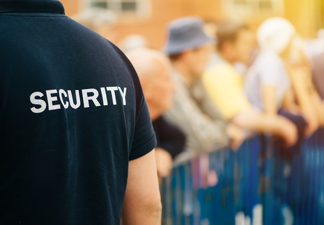 big business event security safety goals lean startup life