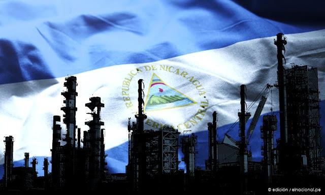 Petróleo en Nicaragua empresas estatales