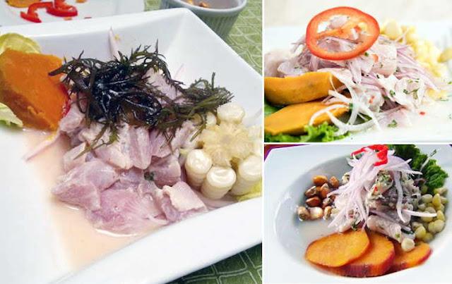 receta de cebiche de pescado lisa