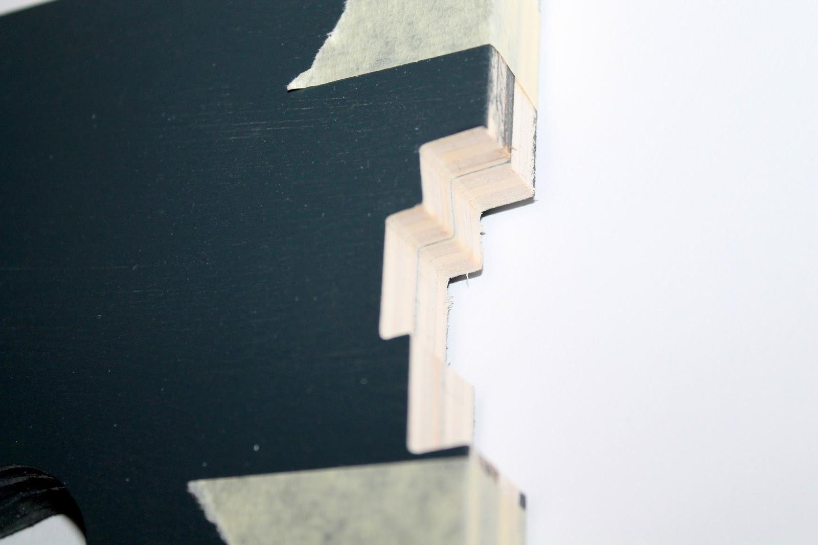 DIY, Basteln: Laubsägearbeit viktorianisches Regal aus Holz als Geschenkidee und Wohndekoration - DIYCarinchen