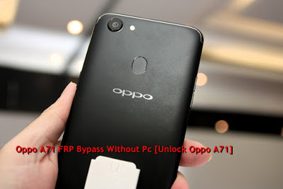 Ithout Pc Unlock Oppo A71 - Bikeriverside