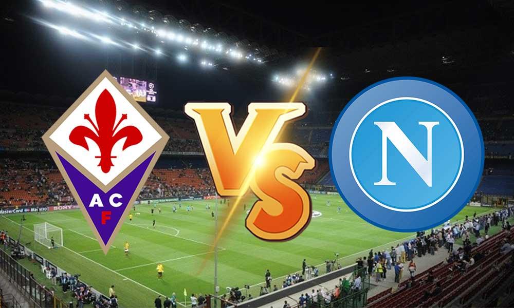 مشاهدة مباراة نابولي وفيورنتينا اليوم