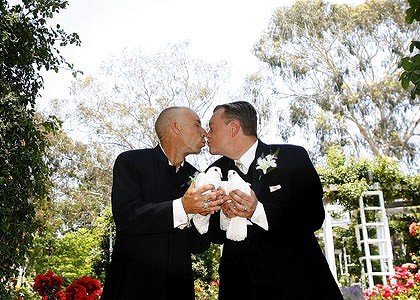 Gay Marriage Picture 110