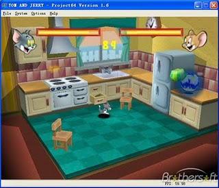Free Download Games Tom And Jerry In Fists Of Fury Full