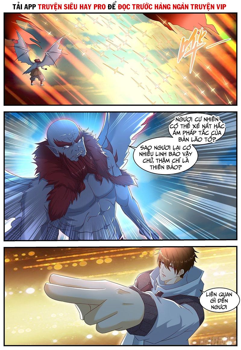 Trọng Sinh Đô Thị Tu Tiên Chương 579 - Truyentranhaz.net