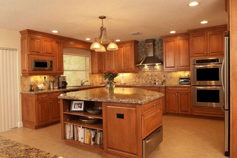 florida kitchen designs. Black Bedroom Furniture Sets. Home Design Ideas