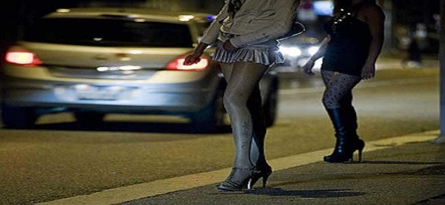 prostituir