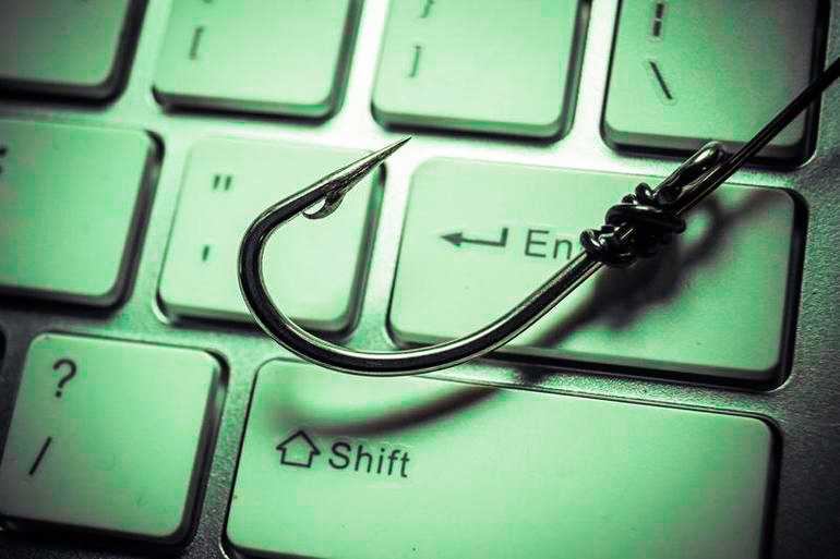 how to stay safe from phishing attacks