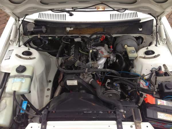 Volvo 940 740 Engine Vacuum Diagram