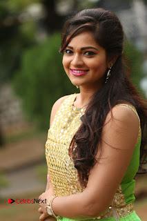 Actress Aswini Pictures at Ameerpetalo Audio Success Meet  0053