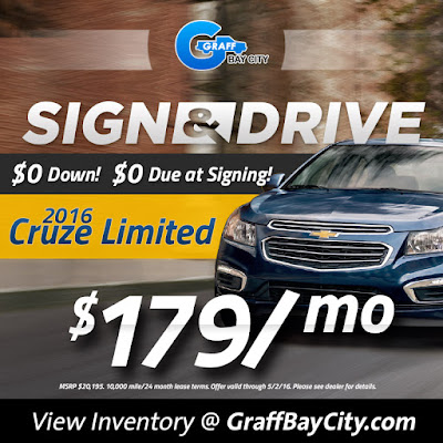 Sign & Drive at Graff Bay City