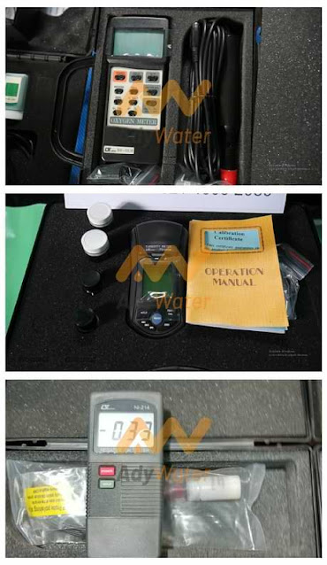 ph meter, do meter, tds meter, conductivity meter, orp meter Lutron
