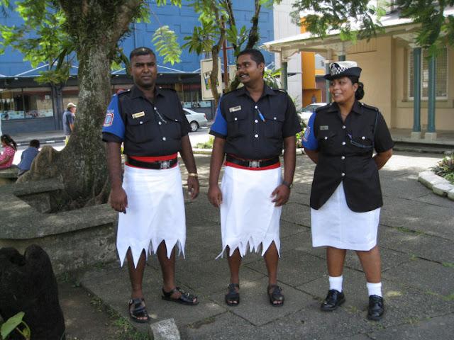 Polícia de Fiji