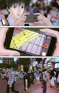 """Reseña de """"Gigant"""", el nuevo manga de Hiroya Oku. - Ivrea"""