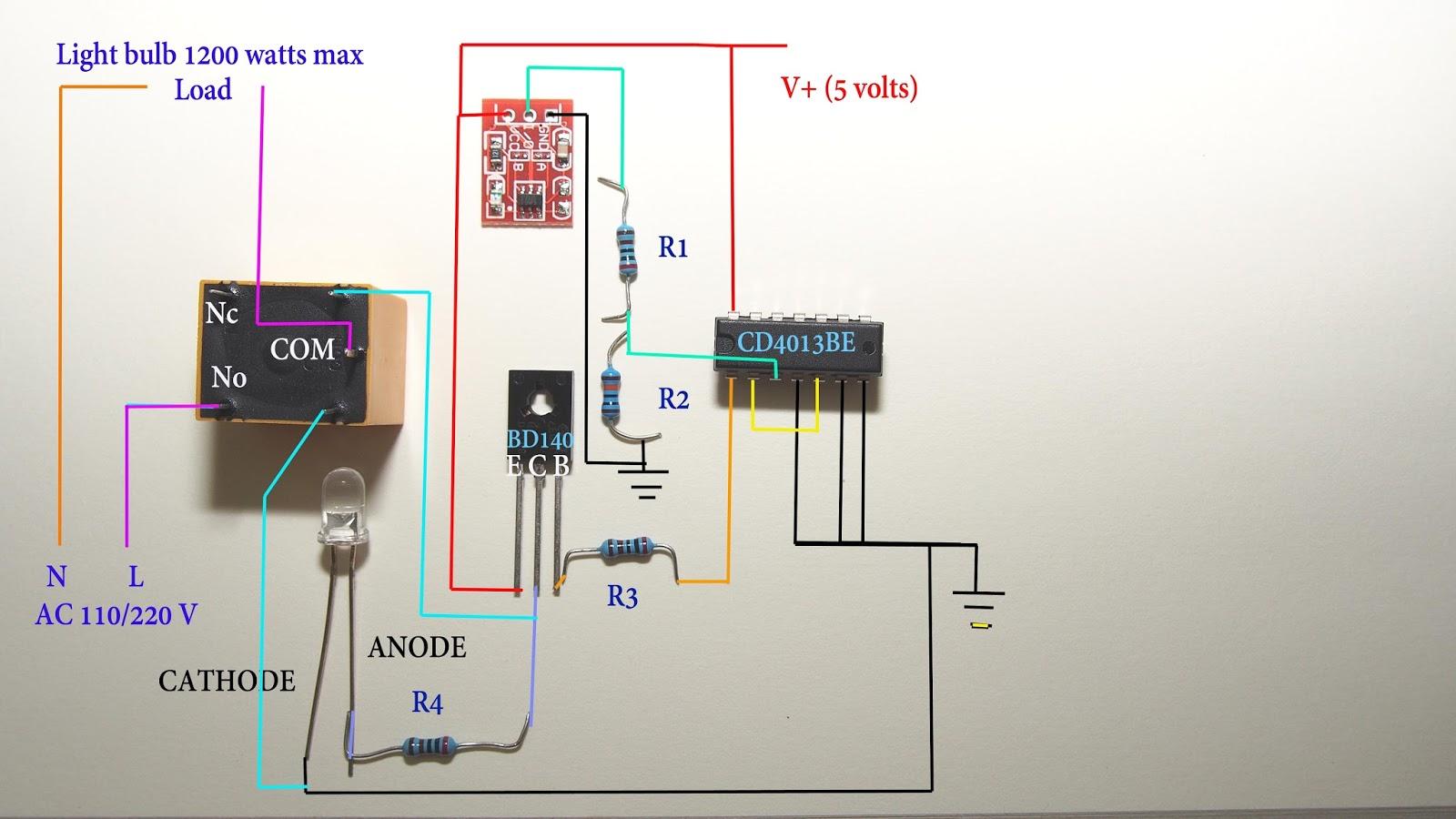 36 pin relay wiring diagram