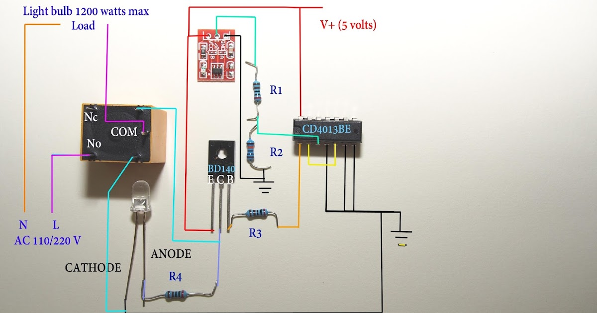 Mains Switch Circuit Diagram Nonstopfree Electronic Circuits