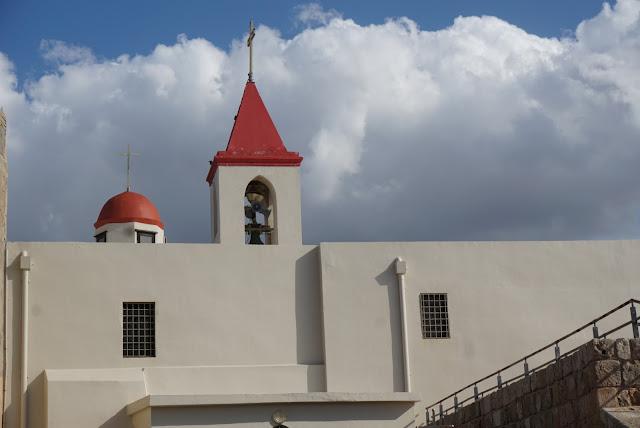 כנסיית סנט ג'ורג - עכו