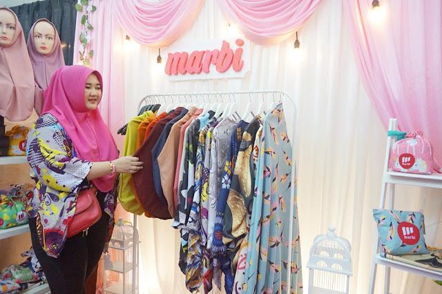 hijab instan untuk wajah bulat