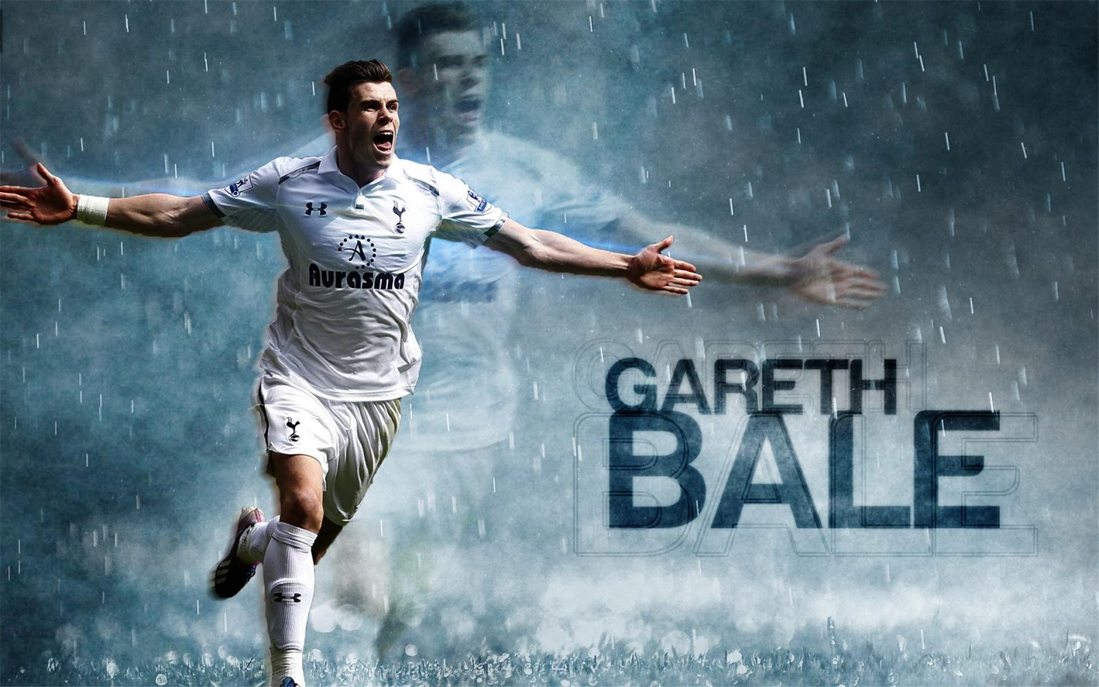 Real Madrid D Gareth Bale Fresh Hd Wallpapers 2013 All About Hd Wallpapers