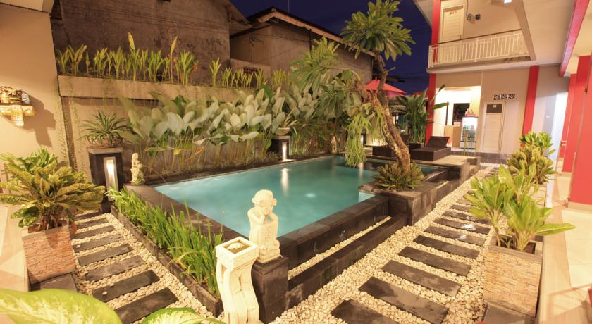 RaBaSTa Angkul Angkul Beach Inn 11